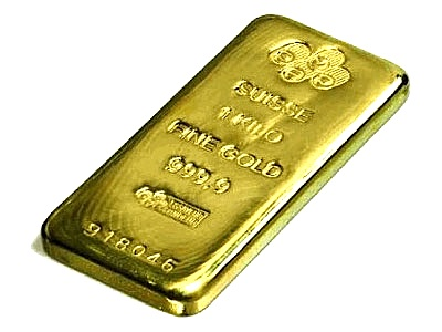 1公斤黃金條塊 黃金條塊 金條商品 詮美珠寶 網上商店