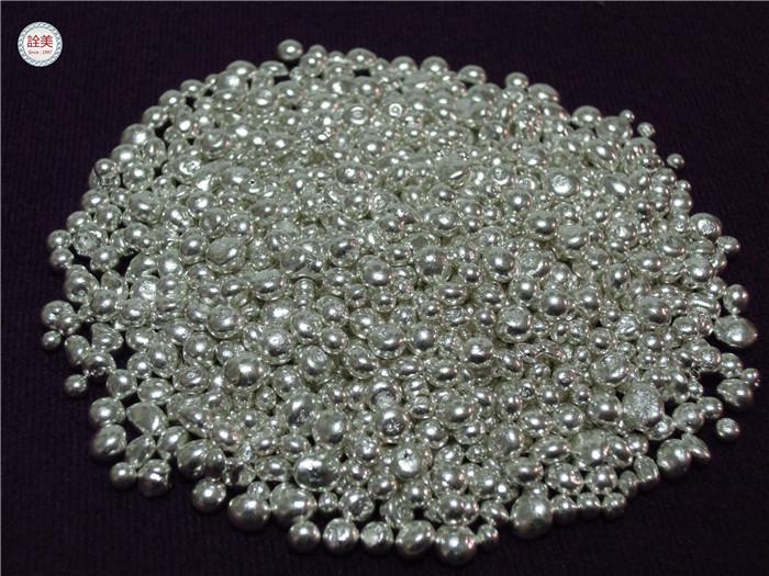 DIY手工銀飾材料,純銀粒(1台兩)