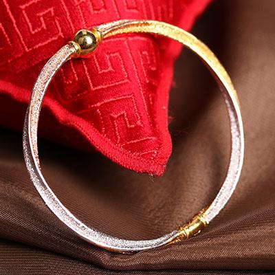 彩金炫彩金藤手環
