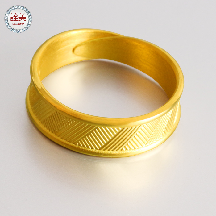 【編織】黃金戒指